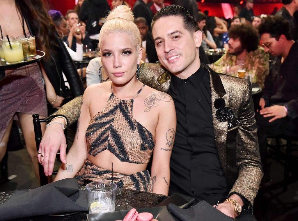 Halsey, G-Eazy, 2018 iHeartRadio Music Awards, Winners