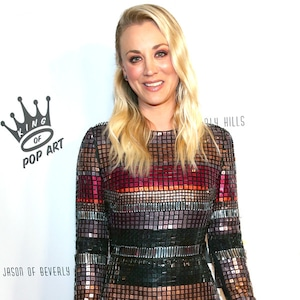 Kaley Cuoco, Ties & Tails Gala