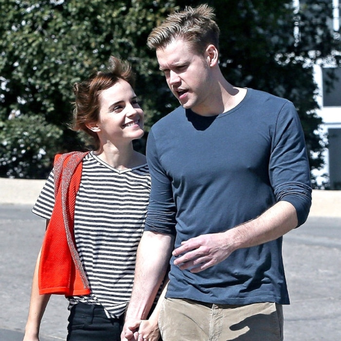 Emma Watson And Chord Overstreet Show Pda Why They Make The Perfect