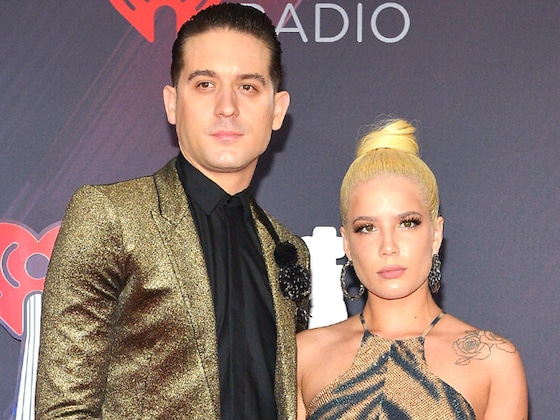 G-Eazy Gushes About Girlfriend Halsey's ''Inspiring'' and ''Pure'' Talent