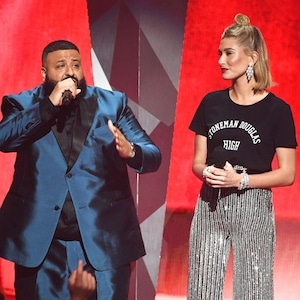 DJ Khaled, Hailey Baldwin, 2018 iHeartRadio Music Awards, Show