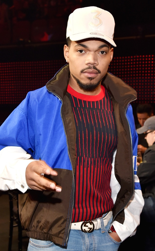 Chance The Rapper, 2018 iHeartRadio Music Awards