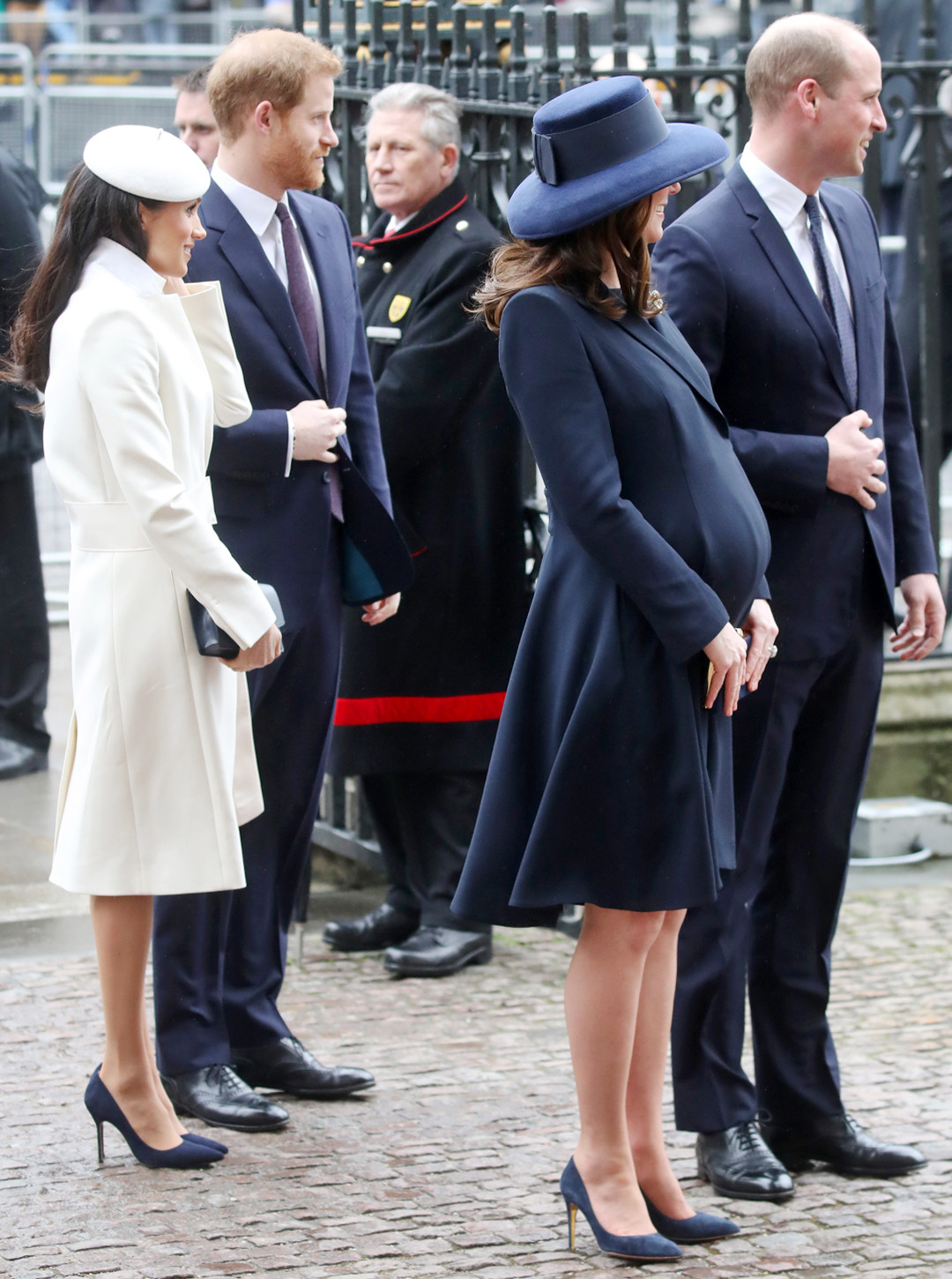 ESC: Meghan Markle, Prince Harry, Catherine, Duchess of Cambridge and Prince William