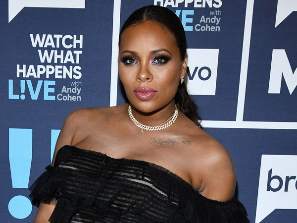 Eva Marcille Celebrates a Flower-Themed Baby Shower With Her <i>Real Housewives of Atlanta</i> Co-Stars