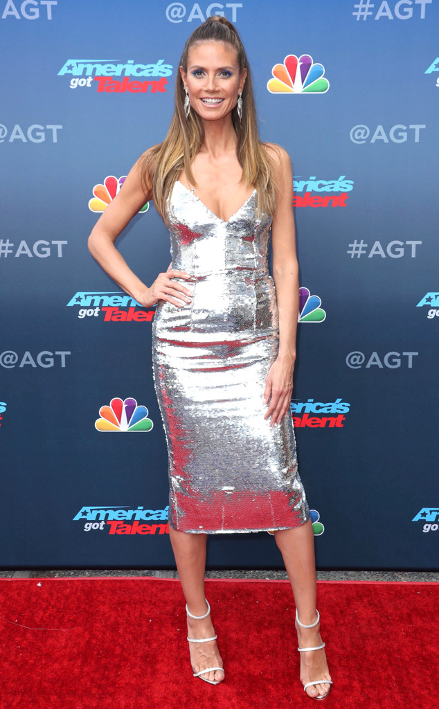 Heidi Klum, America's Got Talent, Season 13