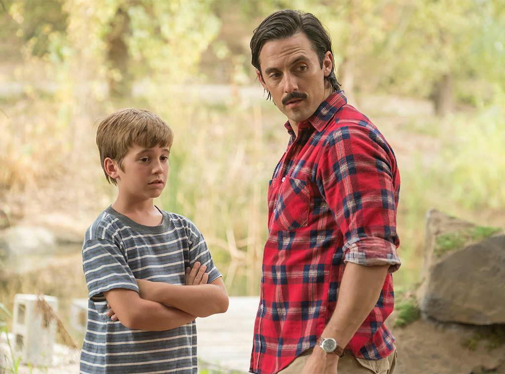 This Is Us, Milo Ventimiglia, Parker Bates