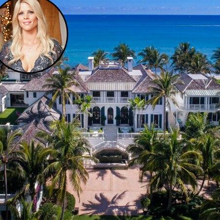 Tiger Woods Ex Wife Elin Nordegren Lists Palm Beach