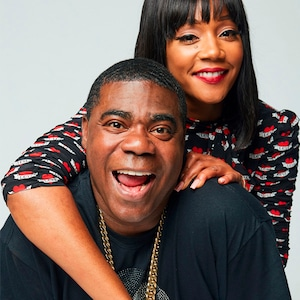 Tiffany Haddish, Tracy Morgan