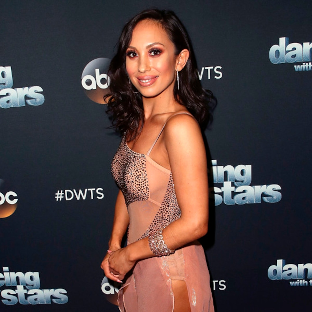 Cheryl Burke Relives the Celebrity Injuries She Caused on Dancing with the Stars - E! NEWS