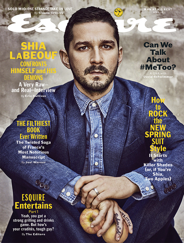 Shia LaBeouf Breaks His Silence on Mortifying 2017 Arrest: I