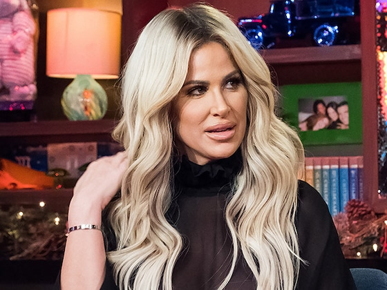 Kim Zolciak Is Unfazed By Mom Shamers Who Think Her 5-Year-Old Shouldn't Wear Makeup