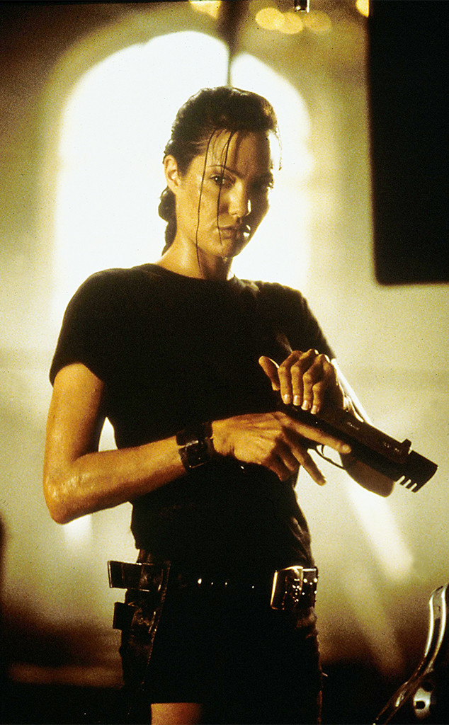 Lara Croft Tomb Raider, Angelina Jolie