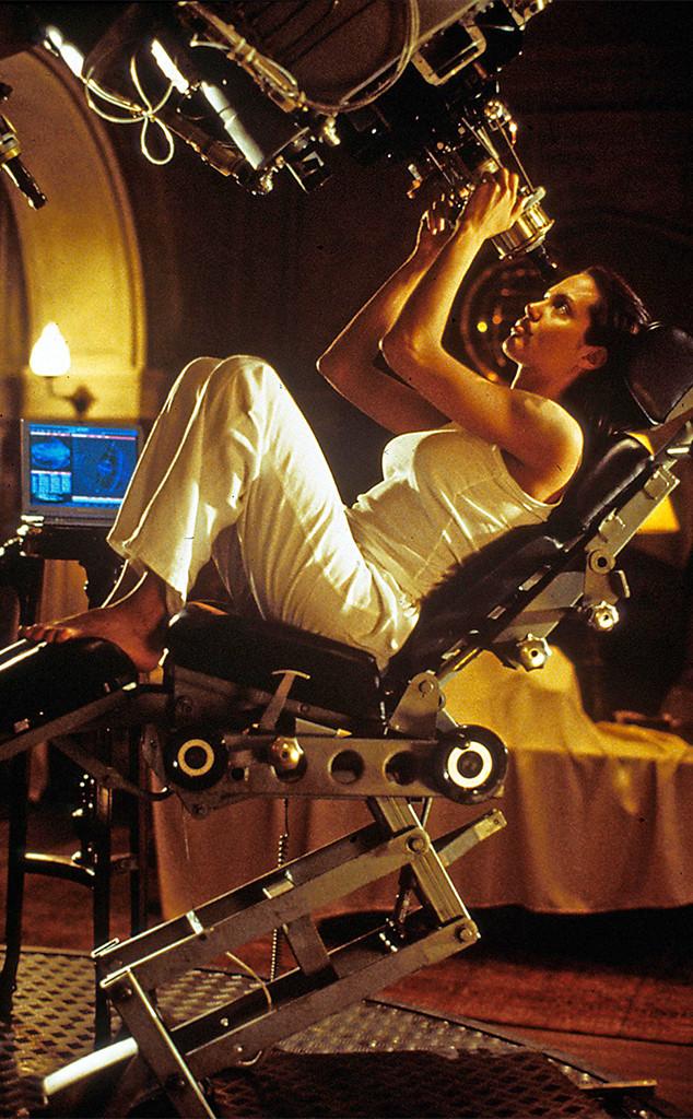 Lara Croft Tomb Raider, Angelina Jolie