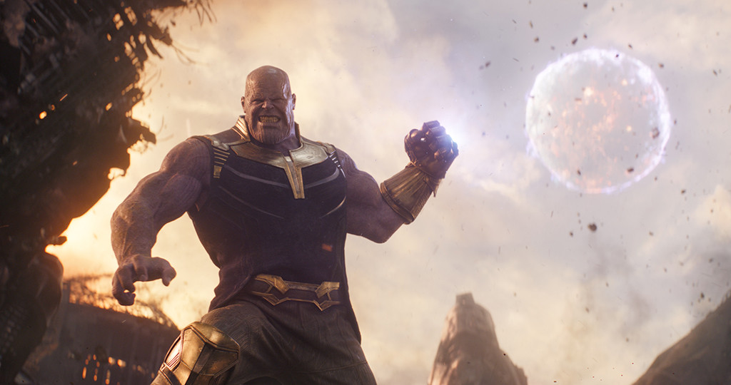 Avengers: Infinity War, Josh Brolin