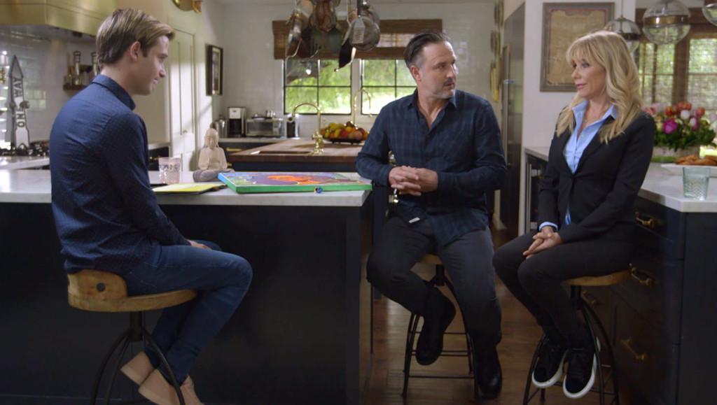 David Arquette, Rosanna Arquette, Tyler Henry