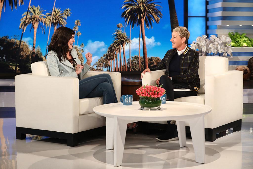 Becca Kufrin, Ellen DeGeneres