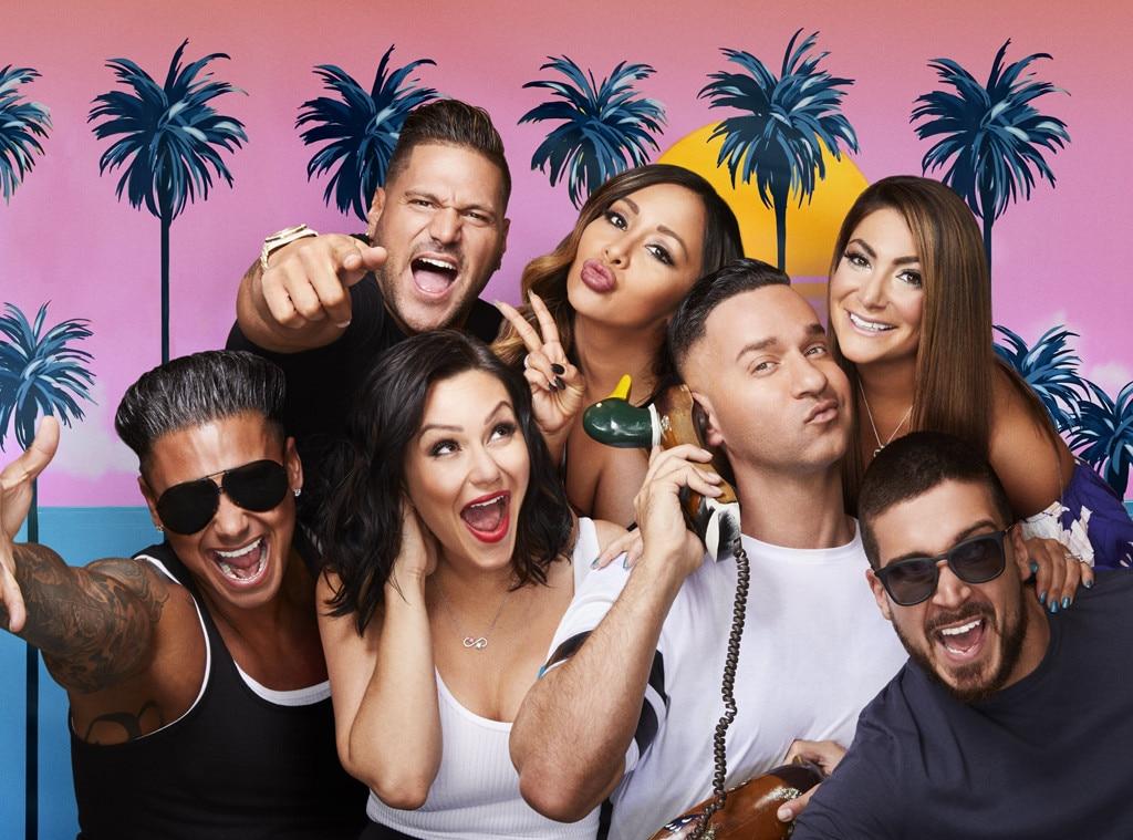 Jersey Shore: Family Vacation : Renewed -  Renewed for season three on MTV.
