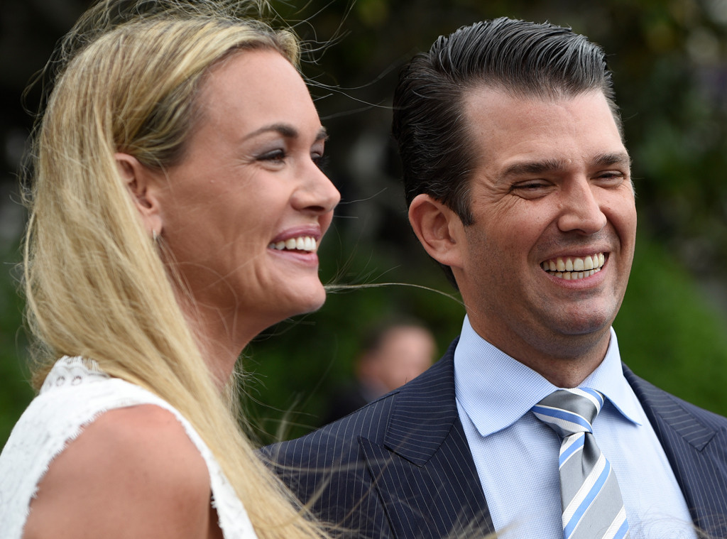 6115e01d9a Donald Trump Jr. s Road to Divorce  Inside the Breakdown of His Marriage to  Vanessa Trump