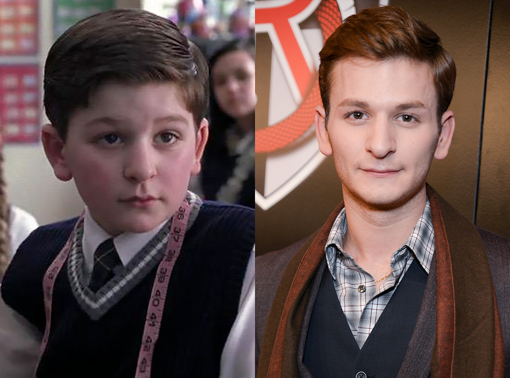 Brian Falduto, School of Rock, Then and Now