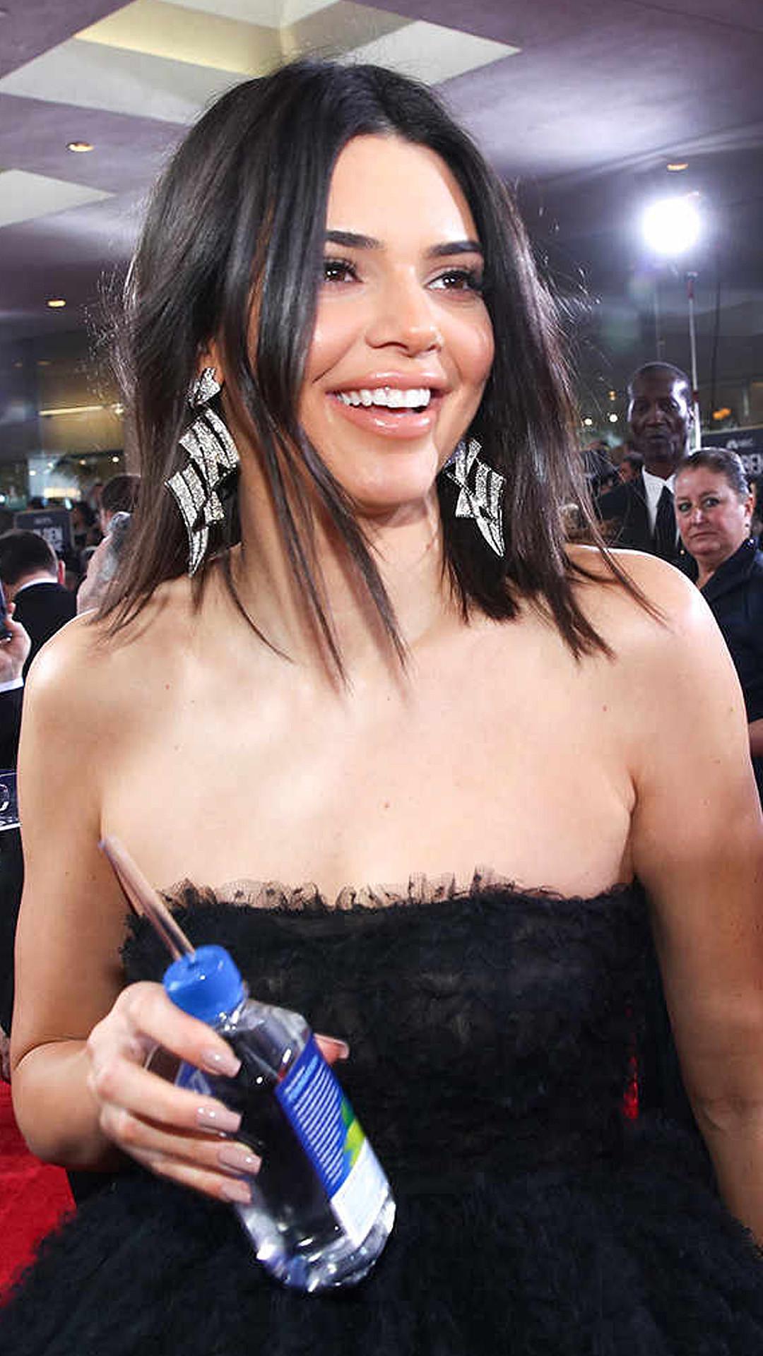 Kendall Jenner, 2018 Golden Globes, Candids