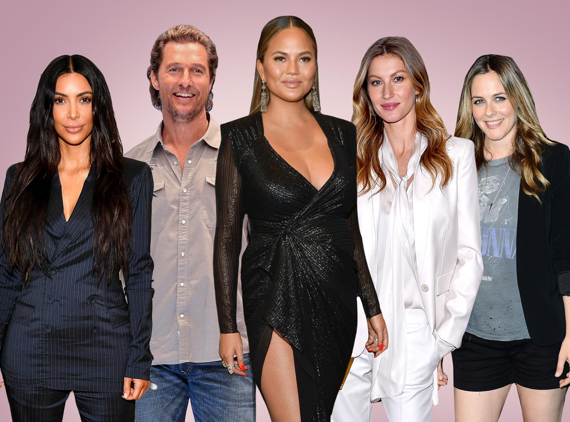 Celebrity Parenting Trends