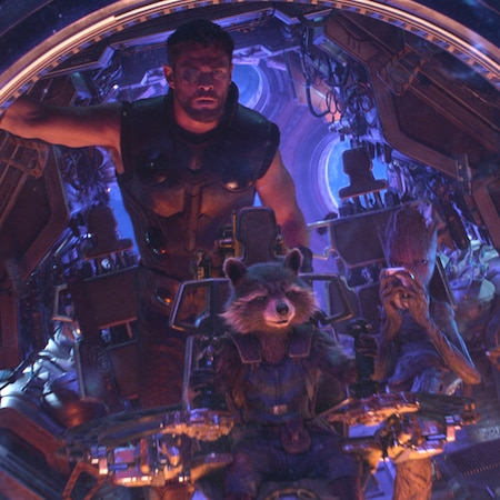groot is a sassy foulmouthed teen in avengers infinity