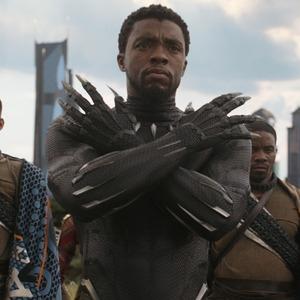 Avengers: Infinity War, Chadwick Boseman
