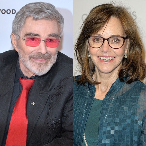Sally Field was sexually abused by her stepfather