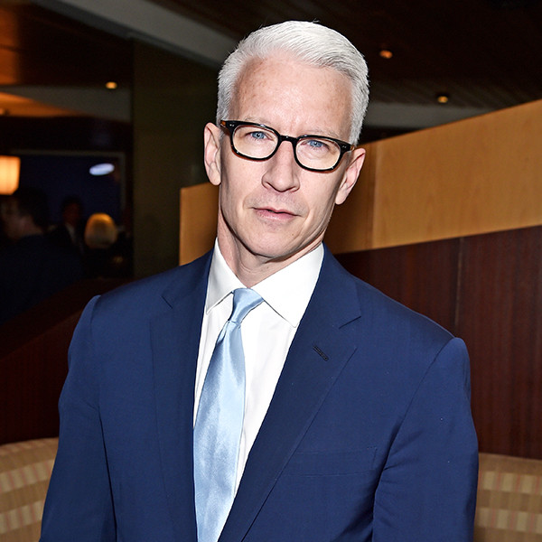 Anderson Cooper Moved to Tears By Woman Whose Spouse Died From COVID