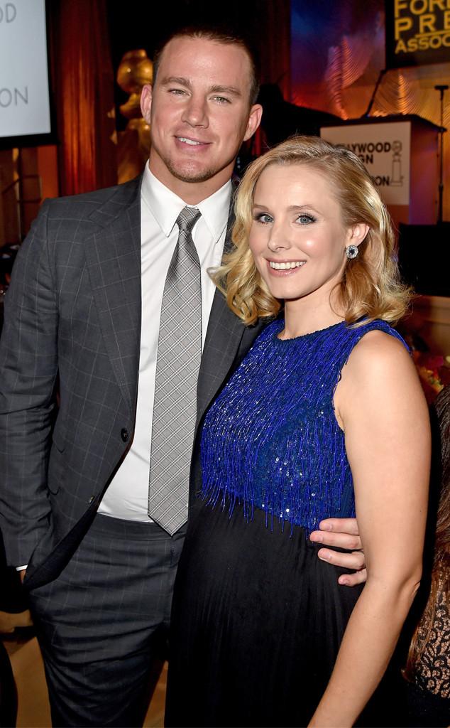 Channing Tatum, Kristen Bell