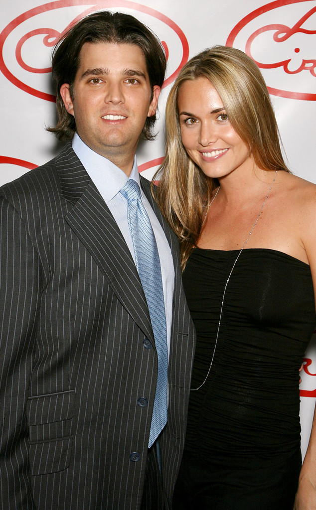 Vanessa Trump, Donald Trump Jr., 2006