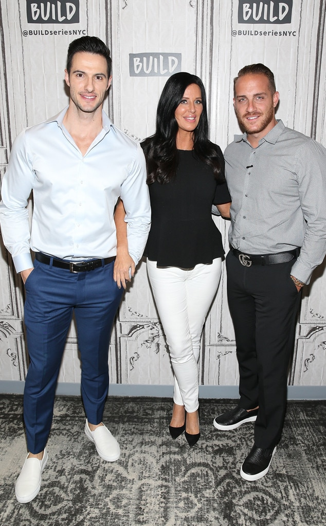 Go Ask Patti Stanger for Help -  Finding love on or off TV is hard. But for former  Bachelor in Paradise  contestants  Daniel Maguire  and  Vinny Ventiera , they were able to get some guidance (and tough love) from  Patti Stanger  on  The Millionaire Matchmaker.