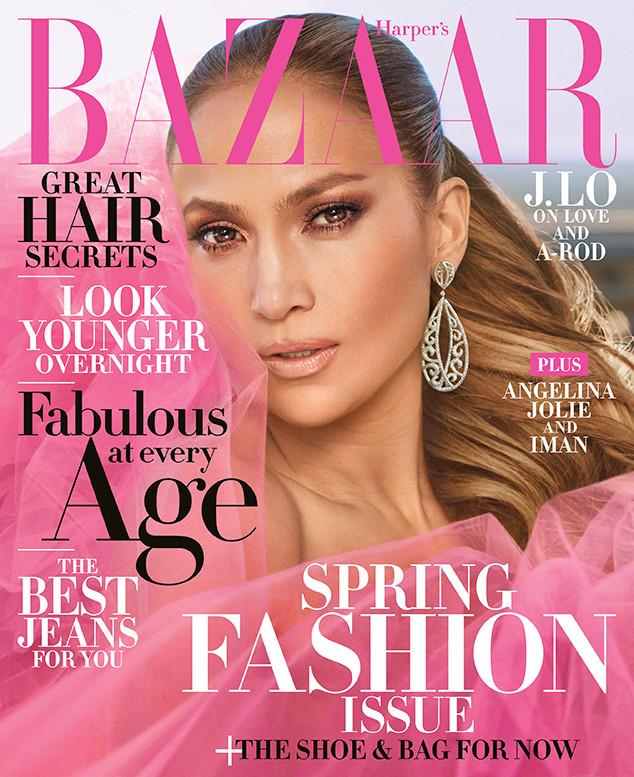Jennifer Lopez, Harper's Bazaar