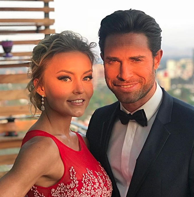 Sebastián Rulli, Angelique Boyer