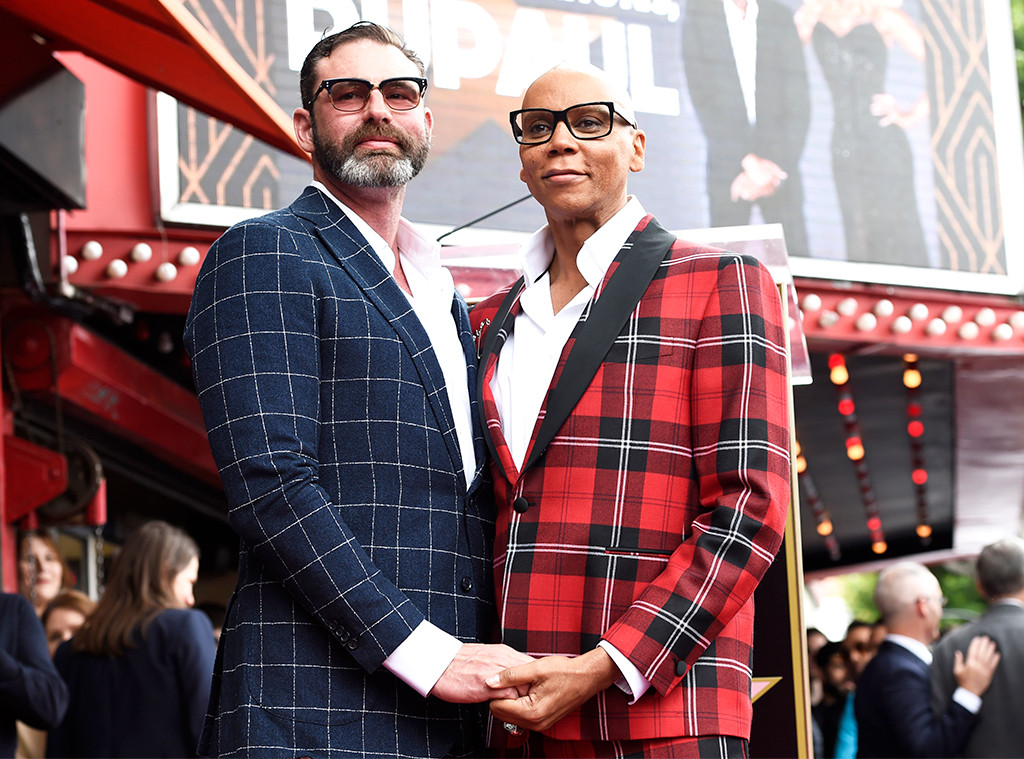RuPaul, Georges LeBar, Hollywood Walk of Fame