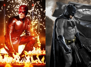 Ben Affleck, Daredevil, Batman, Stars Who Played Multiple Superheroes