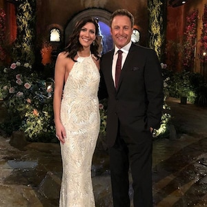 Becca, Bachelorette, Premiere dress