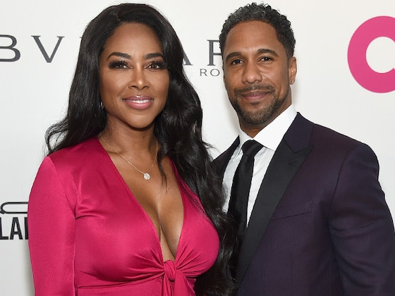 <i>Real Housewives of Atlanta</i>'s Kenya Moore and Marc Daly Split After 2 Years of Marriage