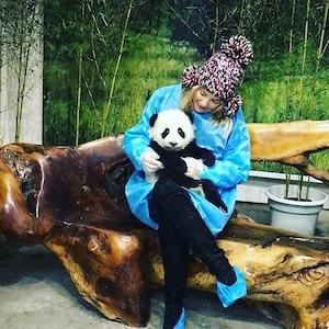 Kate Hudson, Panda