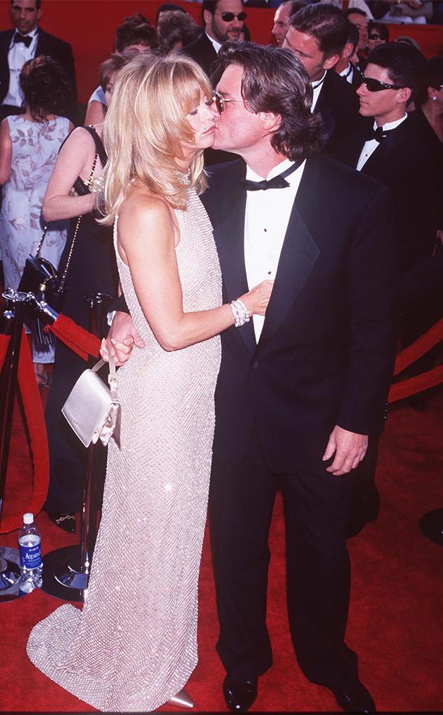 Goldie Hawn, Kurt Russell, 1997