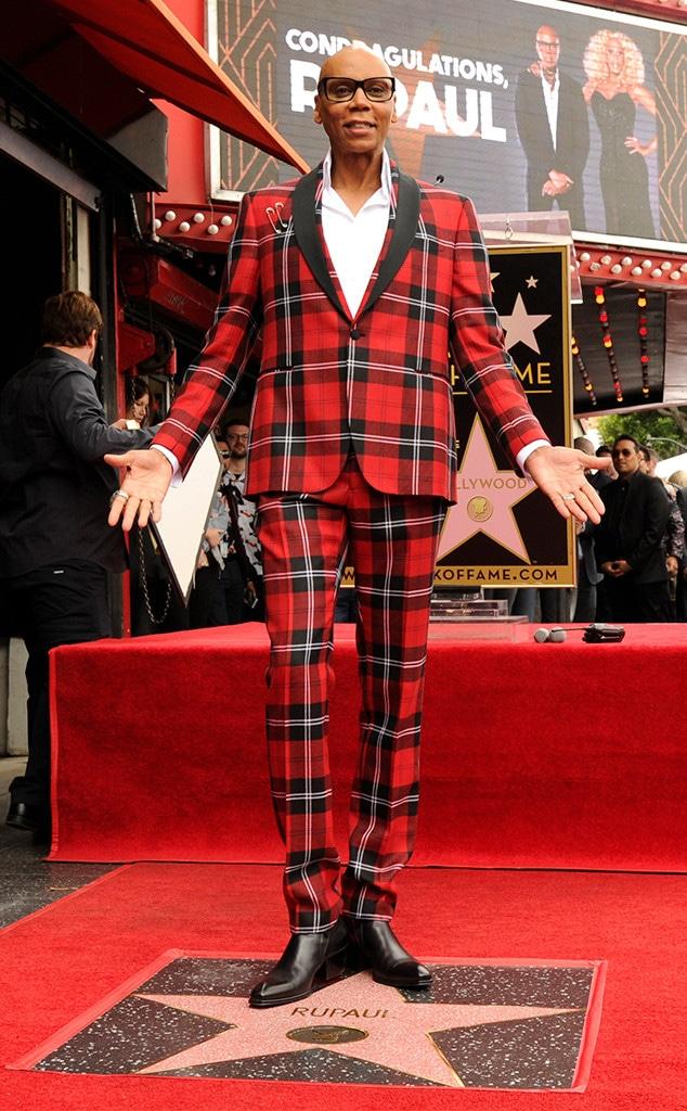 RuPaul, Hollywood Walk of Fame Star