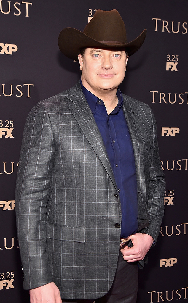 Brendan Fraser Says He's Ready to Go Forward After Sharing