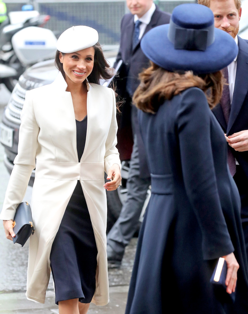 Meghan Markle, Kate Middleton, 2018 Commonwealth Day