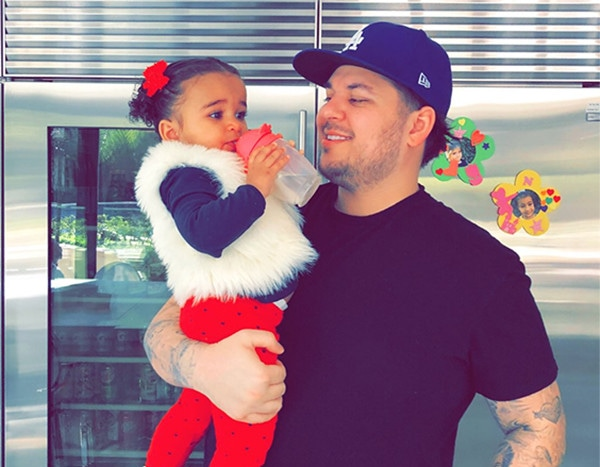 Blac Chyna Shares Rare Pic of Dream Kardashian Ahead of 2nd Birthday