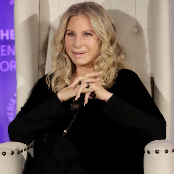 Barbra Streisand Says She's ''Never'' Had a #MeToo Moment in Her Career