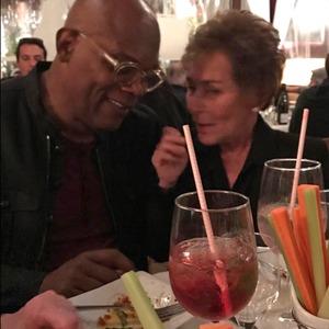 Samuel L. Jackson, Judge Judy, Instagram
