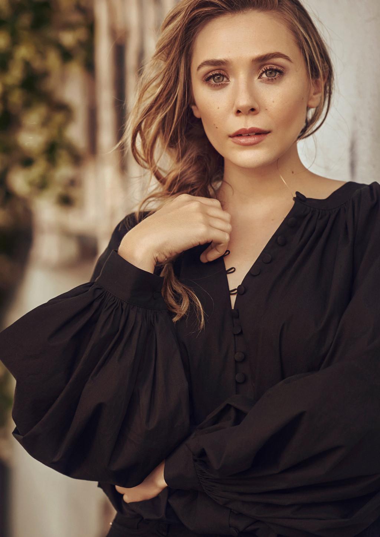 ESC: H & M Spring Campaign, Elizabeth Olsen