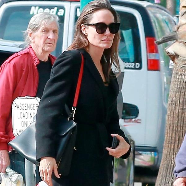 Angelina Jolie praises Queen Elizabeth