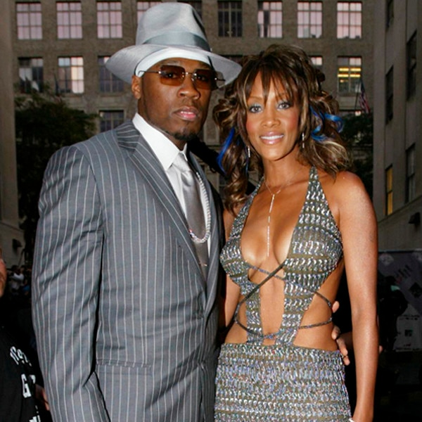Who is 50 cent dating now 2014