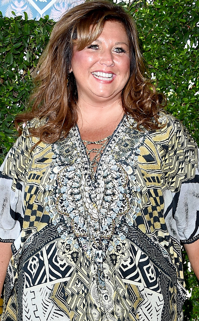 Abby Lee Miller, 2016 Teen Choice Awards